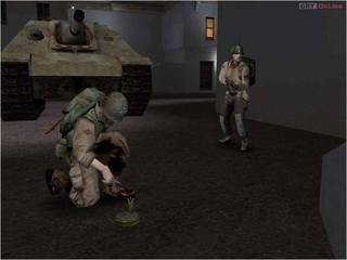 Wolfenstein: Enemy Territory - screen - 2002-11-19 - 12739