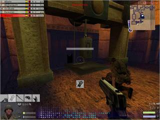 Wolfenstein: Enemy Territory - screen - 2002-11-19 - 12741