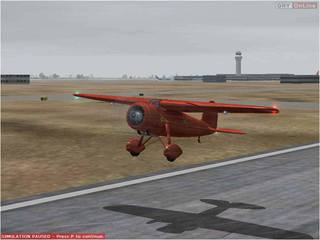 Microsoft Flight Simulator 2004: A Century of Flight - screen - 2003-07-29 - 17342