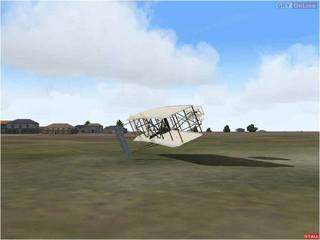 Microsoft Flight Simulator 2004: A Century of Flight - screen - 2003-07-29 - 17343