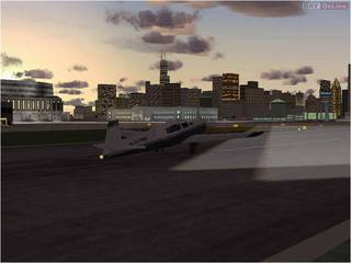 Microsoft Flight Simulator 2004: A Century of Flight - screen - 2003-07-29 - 17347