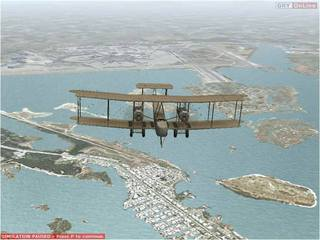 Microsoft Flight Simulator 2004: A Century of Flight - screen - 2003-07-29 - 17349