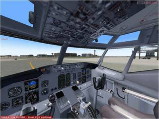 Microsoft Flight Simulator 2004: A Century of Flight - screen - 2003-07-29 - 17350