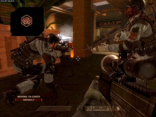 Tom Clancy's Rainbow Six Vegas - screen - 2006-12-22 - 77282