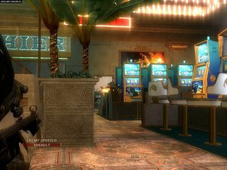 Tom Clancy's Rainbow Six Vegas - screen - 2006-12-22 - 77284