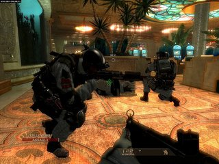 Tom Clancy's Rainbow Six Vegas - screen - 2006-12-22 - 77285