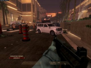Tom Clancy's Rainbow Six Vegas - screen - 2006-12-22 - 77286