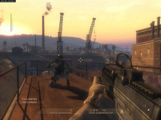 Tom Clancy's Rainbow Six Vegas - screen - 2006-12-22 - 77287