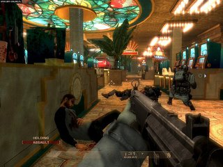 Tom Clancy's Rainbow Six Vegas - screen - 2006-12-22 - 77290