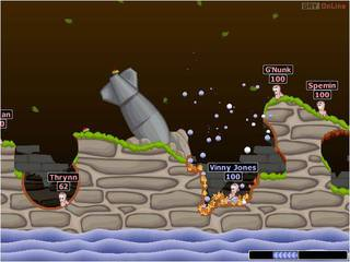 Worms World Party - screen - 2001-02-19 - 1601