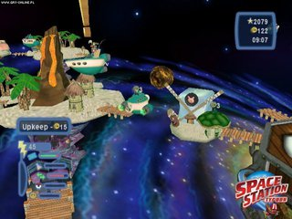 Space Station Tycoon - screen - 2007-06-01 - 83802