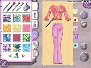 Barbie Fashion Show id = 33243