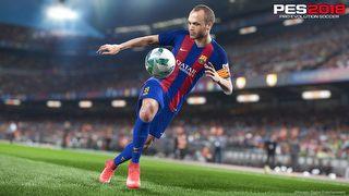 Pro Evolution Soccer 2018 id = 345376
