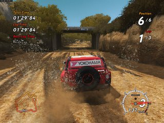 Sega Rally - screen - 2007-10-19 - 90883