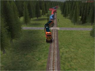 Microsoft Train Simulator - screen - 2001-05-24 - 4658
