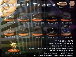 Midnight Racing: Long Night id = 5793