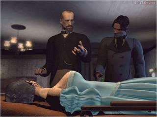 Dracula 2: Ostatnie Sanktuarium - screen - 2001-02-19 - 1613