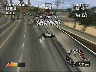 Burnout 2: Point of Impact - screen - 2004-08-26 - 30374
