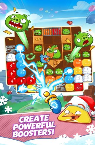Angry Birds Blast - screen - 2016-12-23 - 336464