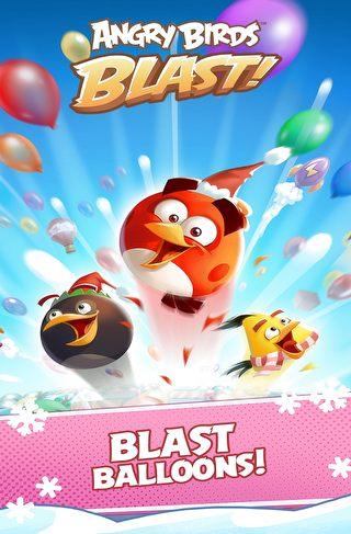Angry Birds Blast - screen - 2016-12-23 - 336467