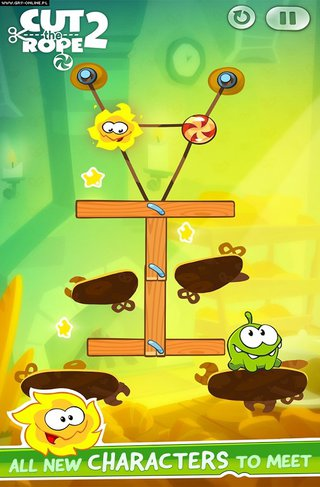 Cut the Rope 2 - screen - 2015-06-19 - 302248