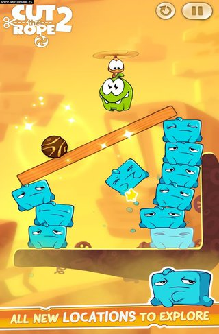 Cut the Rope 2 - screen - 2015-06-19 - 302249