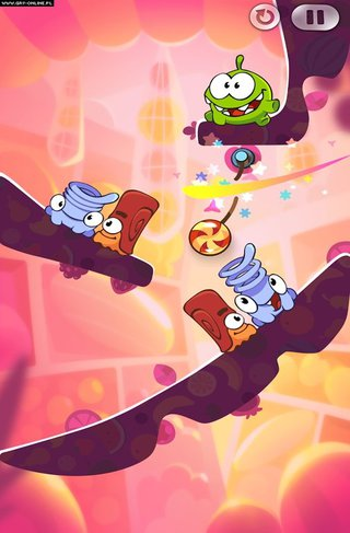 Cut the Rope 2 - screen - 2015-06-19 - 302250
