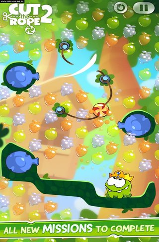 Cut the Rope 2 - screen - 2015-06-19 - 302251