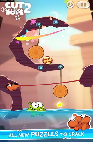 Cut the Rope 2 - screen - 2015-06-19 - 302252