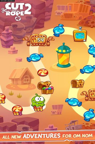 Cut the Rope 2 - screen - 2015-06-19 - 302253