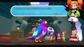 Shantae: Half-Genie Hero - screen - 2016-12-23 - 336485