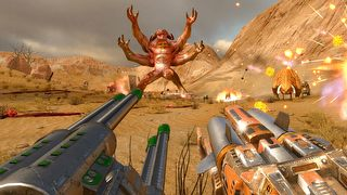 Serious Sam VR: The First Encounter - screen - 2017-01-12 - 337023
