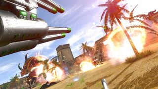 Serious Sam VR: The First Encounter - screen - 2017-01-12 - 337025