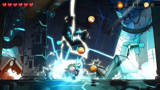 Wonder Boy: The Dragon's Trap id = 341165