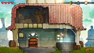 Wonder Boy: The Dragon's Trap id = 341171