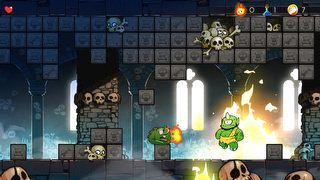 Wonder Boy: The Dragon's Trap id = 341172
