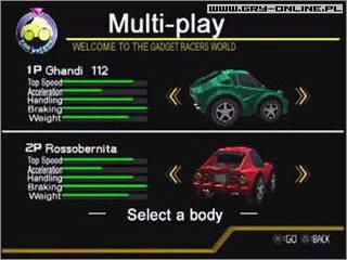 Gadget Racers id = 30441