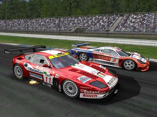 GTR 2 FIA GT Racing Game - screen - 2006-08-01 - 70009