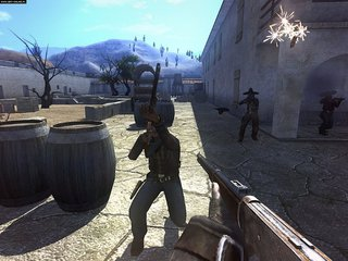 Call of Juarez - screen - 2006-06-22 - 68960
