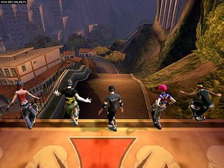 Tony Hawk's Downhill Jam - screen - 2006-09-19 - 72954