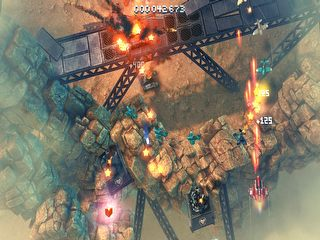 Sky Force Reloaded - screen - 2016-03-25 - 318353