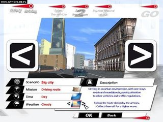 Safety Driving: The Safety Simulation - Car - screen - 2014-01-09 - 275655