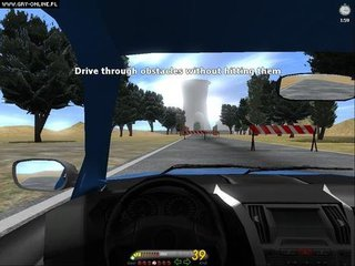 Safety Driving: The Safety Simulation - Car - screen - 2014-01-09 - 275659