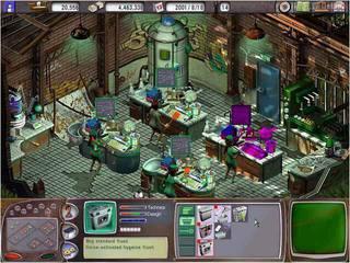 Crazy Factory - screen - 2001-09-03 - 6492