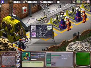 Crazy Factory - screen - 2001-09-03 - 6493