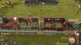 Bounty Train id = 344472