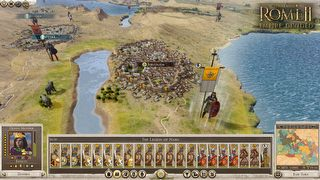 Total War: Rome II - Podzielone imperium - screen - 2017-11-17 - 359634