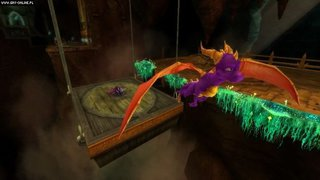 The Legend of Spyro: Dawn of the Dragon - screen - 2008-11-04 - 122211
