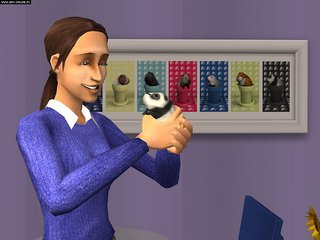 The Sims 2: Zwierzaki - screen - 2006-08-08 - 70457
