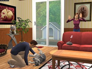 The Sims 2: Zwierzaki - screen - 2006-08-08 - 70458
